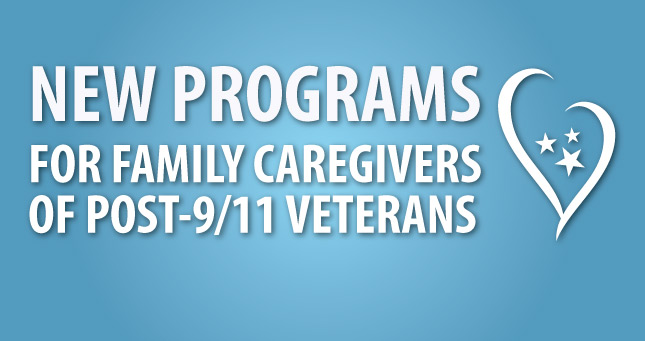 Starting on May 9, 2011, VA will open applications for a new Family Caregiver Program that will provide support for families of seriously wounded Post�9/11 Veterans.  Eligible primary Family Caregivers may receive a stipend, training, mental health services, and access to health insurance.  More information is available on the Caregiver website.